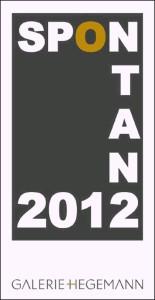 Ana Pusica_Spontan_12 2012_Flyer Front